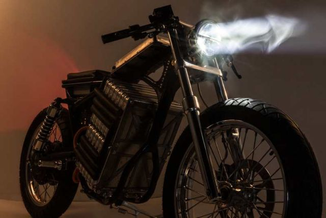 Night Shift electric motorcycle (2)