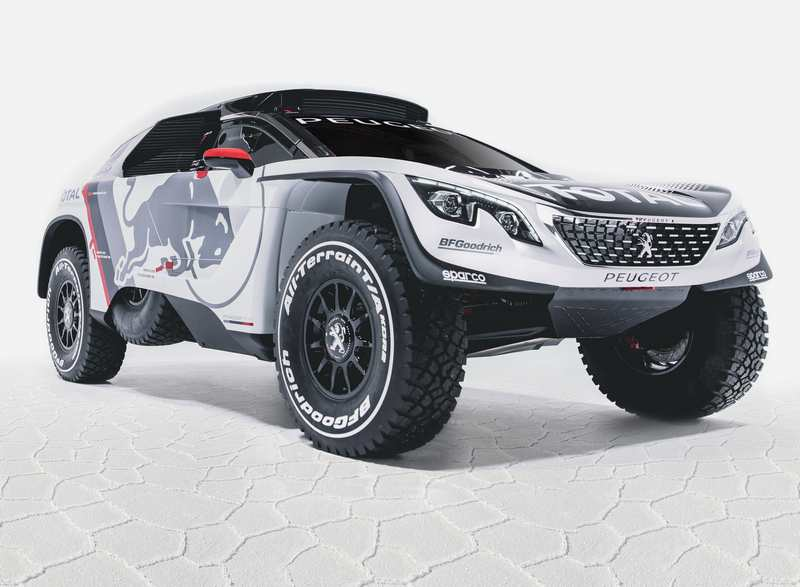 Peugeot 3008 DKR race car (7)