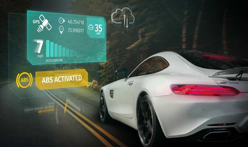 Real-time sensor to help drivers find parking spaces