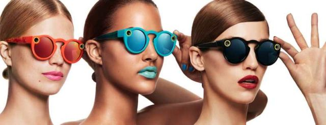 Spectacles camera-equipped sunglasses (1)
