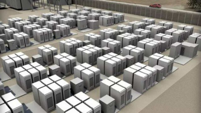 Tesla world's largest backup battery