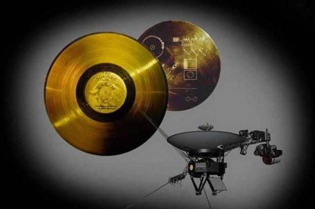 Voyager Golden Record- 40th Anniversary Edition