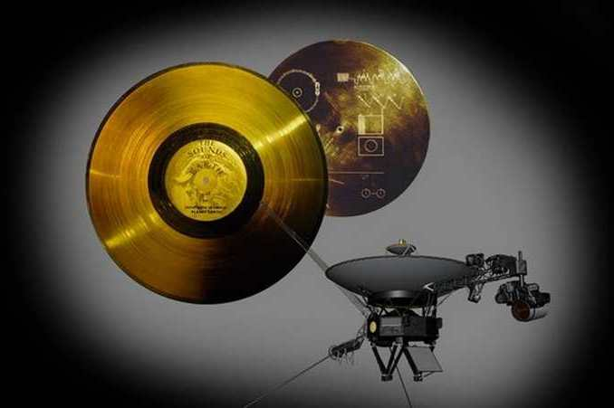Voyager Golden Record- 40th Anniversary Edition (4)