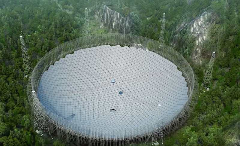 World' largest Radio Telescope begins operations
