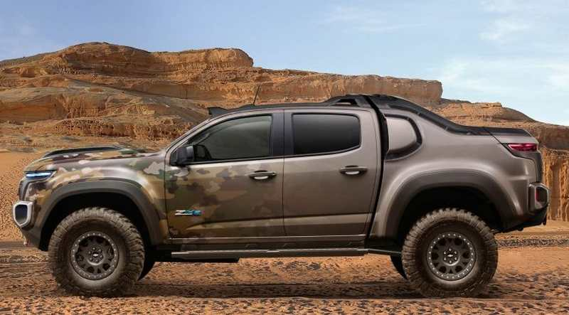 Chevy S Hydrogen Powered Pickup For The Us Army Wordlesstech