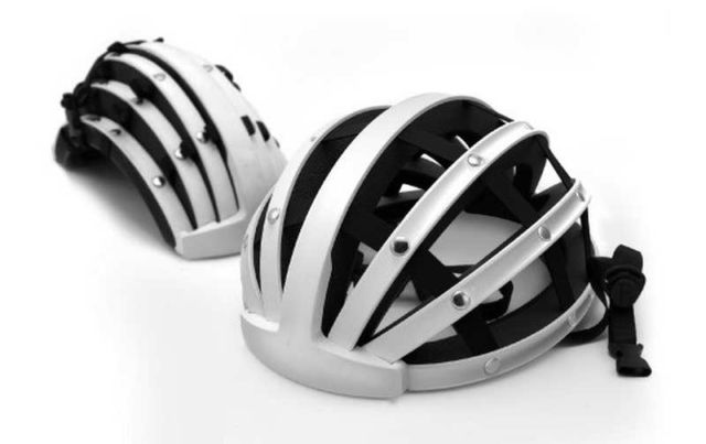Fend- the Collapsible Bicycle Helmet