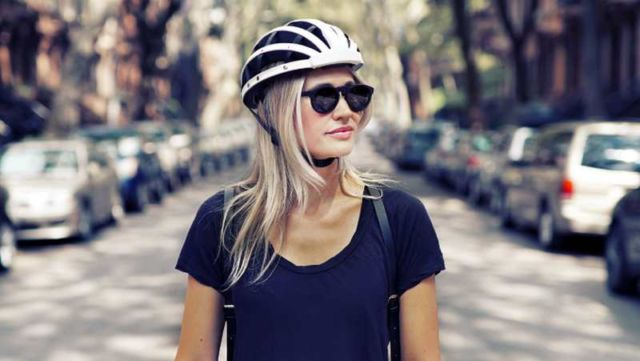 Fend- the Collapsible Bicycle Helmet (2)
