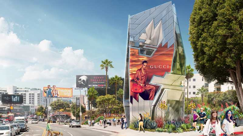 Giant digital billboard to be installed in Hollywood (4)