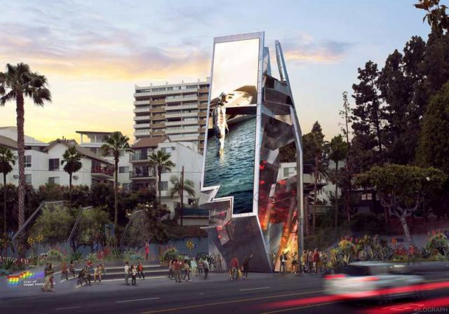 Giant digital billboard to be installed in Hollywood (3)