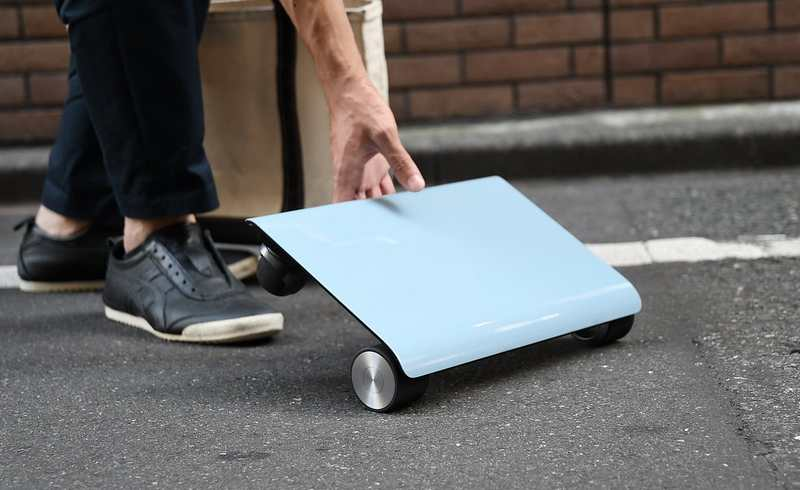 Walkcar Laptop-sized Scooter (4)