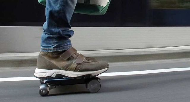 Walkcar Laptop-sized Scooter (3)