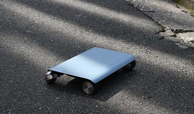 Walkcar Laptop-sized Scooter (2)
