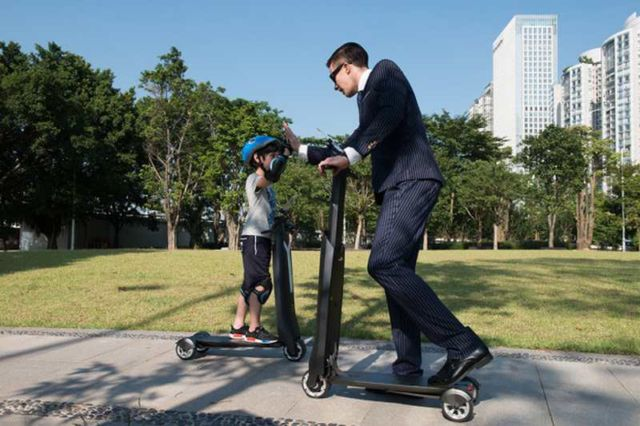 Immotor Go Electric Scooter (2)