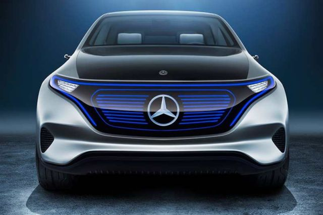 Mercedes-Benz Generation EQ - the future is here