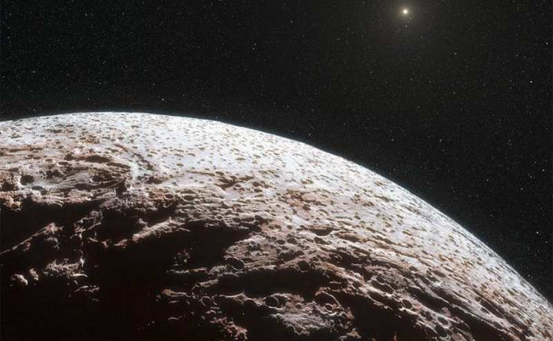 New dwarf Planet 2014 UZ224