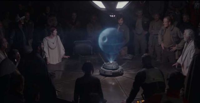 The new Trailer for Rogue One