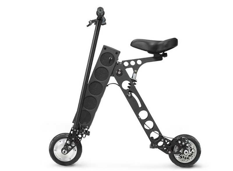 URB-E Folding Electric Scooter (5)