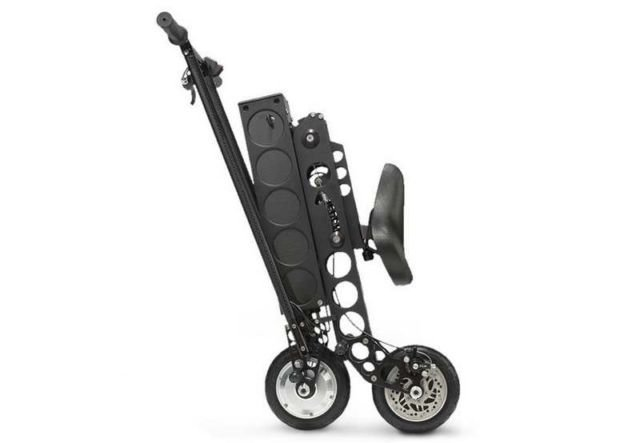 URB-E Folding Electric Scooter (4)