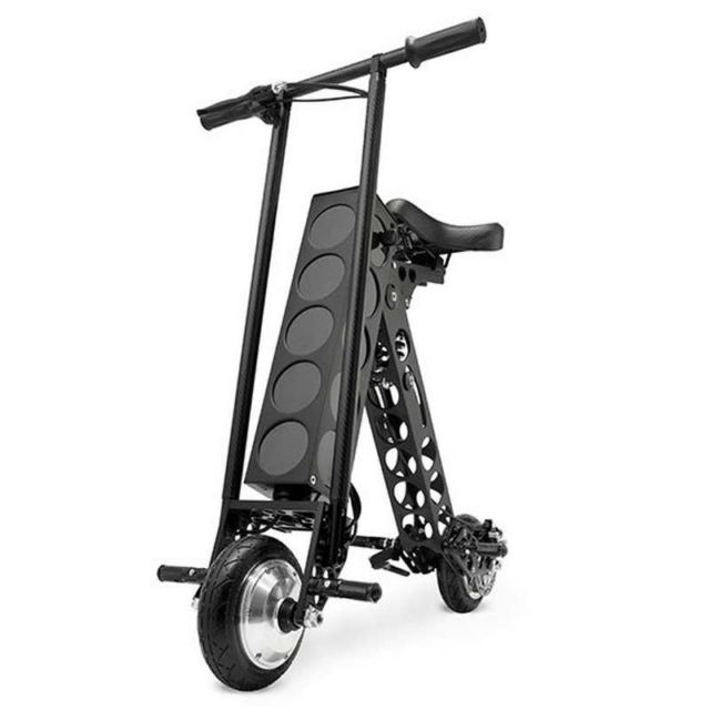 URB-E Folding Electric Scooter (3)