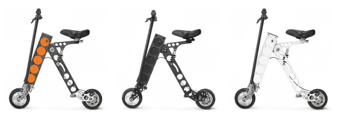 URB-E Folding Electric Scooter (1)