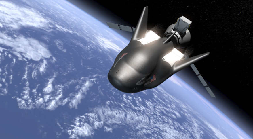 United Nations- Dream Chaser Space Mission