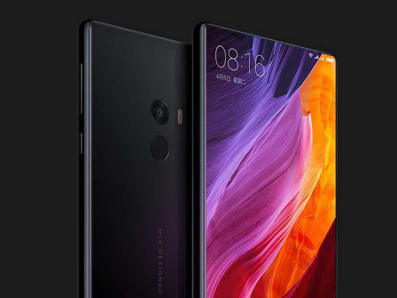 Xiaomi MIX by Philippe Starck (5)