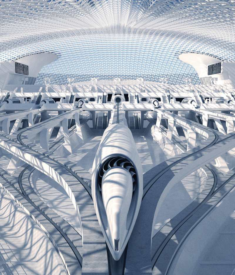 Hyperloop Station by RB Systems (21)
