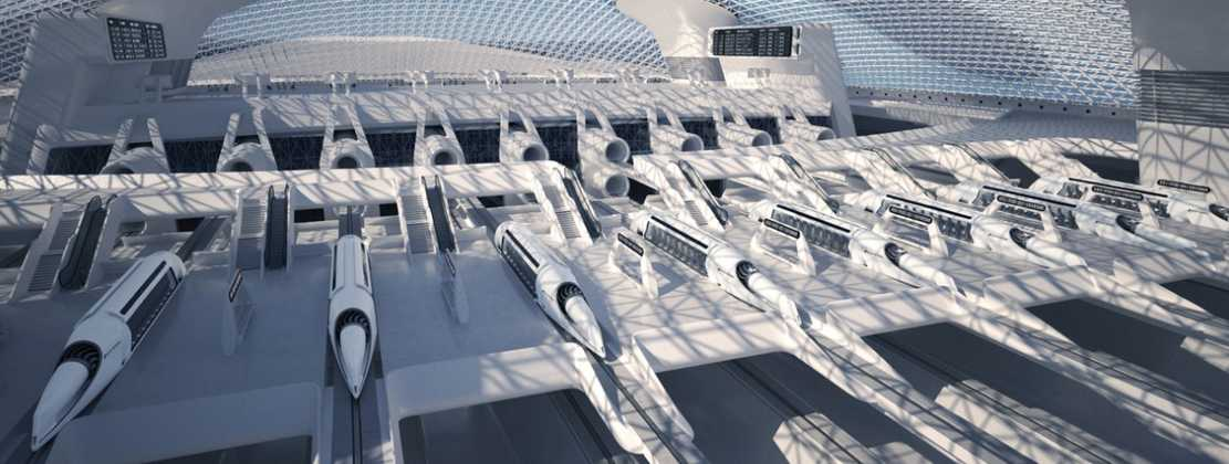 Hyperloop Station by RB Systems (1)