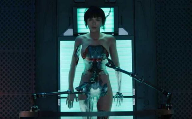 Ghost in the Shell- Official Trailer