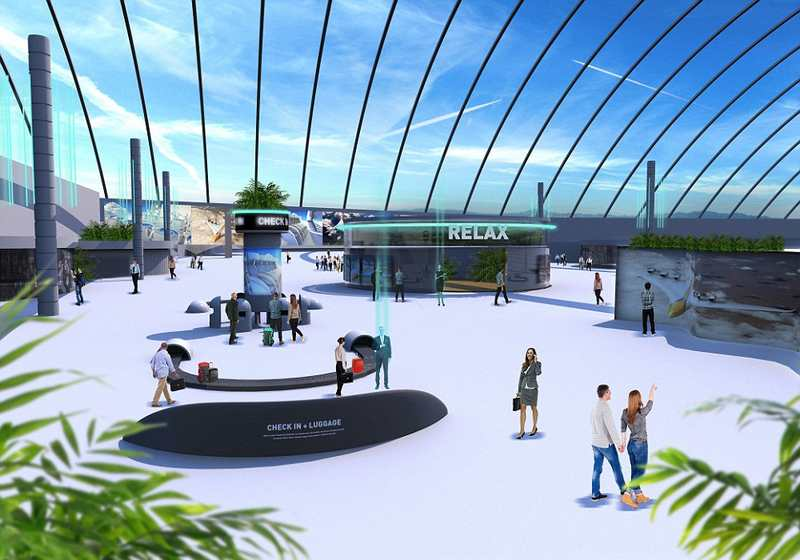 Inside the airport of 2040 (6)