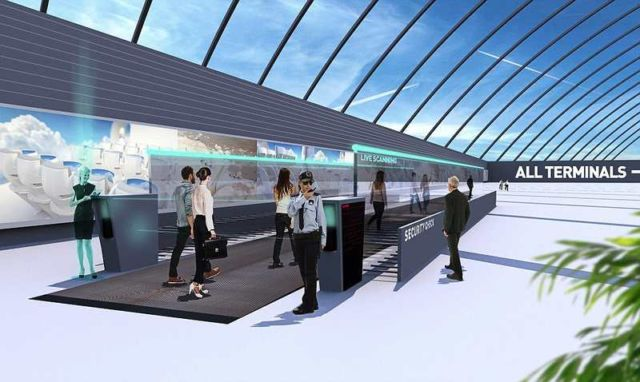 Inside the airport of 2040 (4)