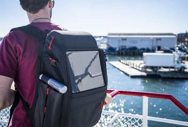 Next generation Voltaic Solar Backpacks