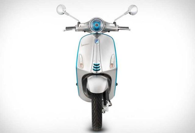 The Classic Vespa Scooter is going Electric