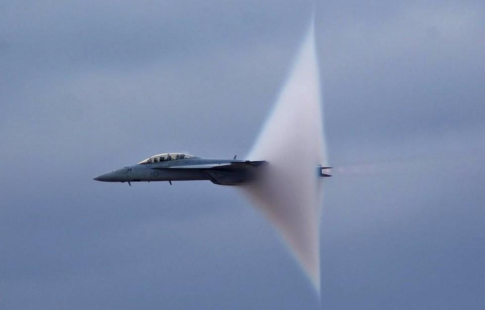 Why Is A Sonic Boom So Loud? | wordlessTech