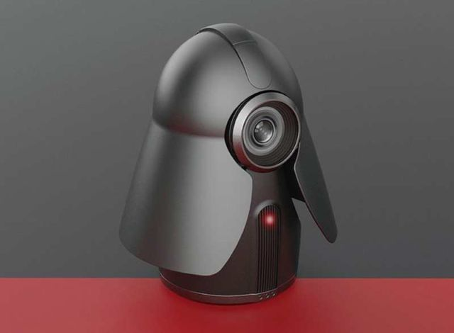 Darth Vader Home camera