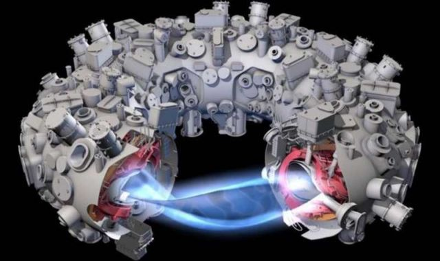 Stellarator Germany's Nuclear Fusion machine (3)