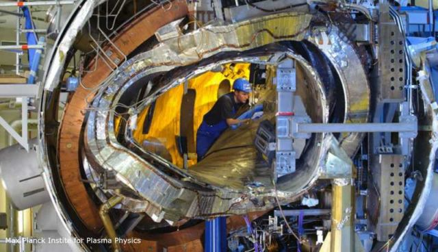 Stellarator Germany's Nuclear Fusion machine (2)