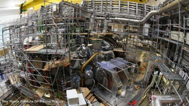 Stellarator Germany's Nuclear Fusion machine (1)