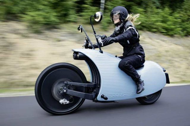 Johhamer electric motorbike