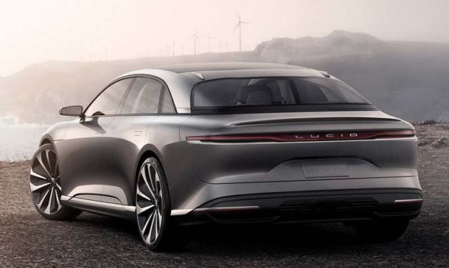 Lucid Electric Sedan (10)