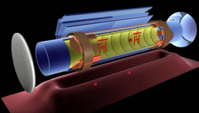 Observing Antimatter for the first time