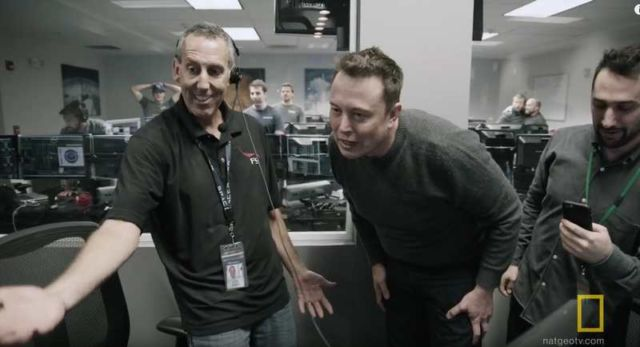 SpaceX Makes History