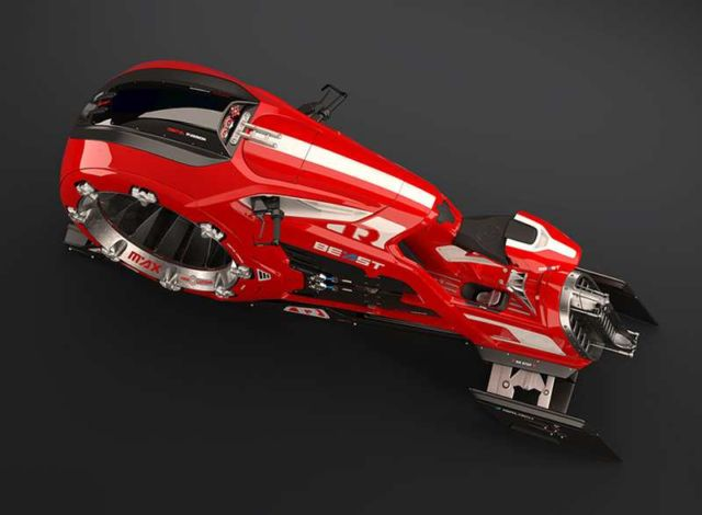 The Beast Hoverbike (2)