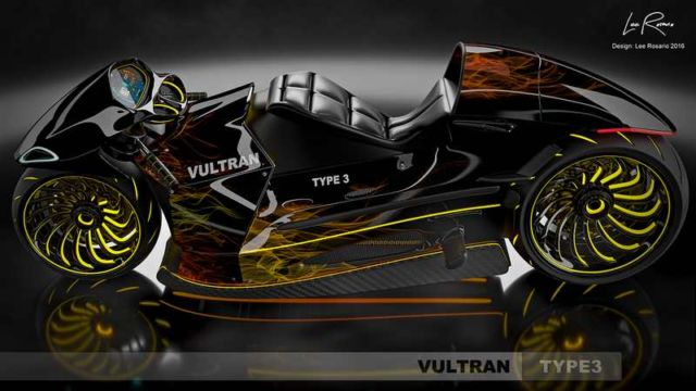Vultran Type 3 motorcycle concept (5)