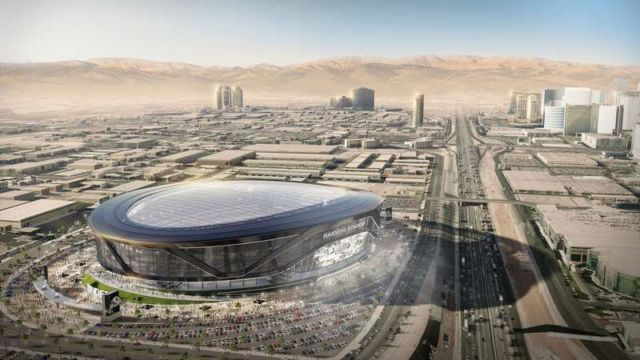 new Stadium in Las Vegas