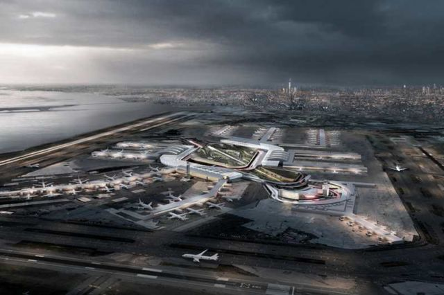 $10 Billion Renovation plan of JFK Airport