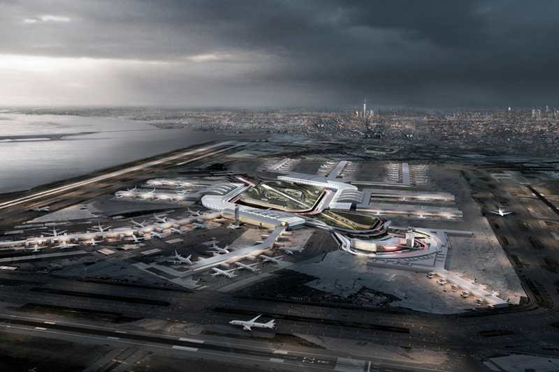 $10 Billion Renovation plan of JFK Airport (5)