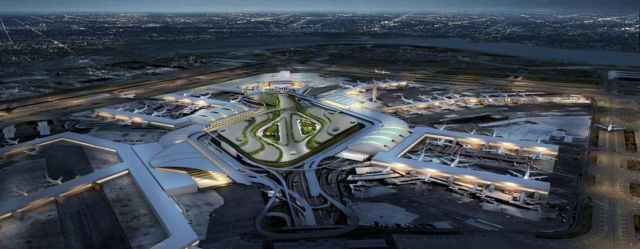 $10 Billion Renovation plan of JFK Airport (1)