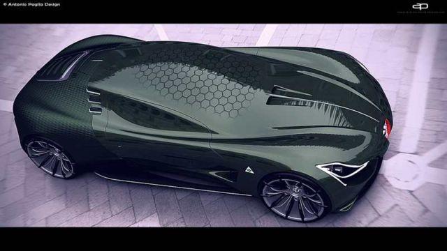 Alfa Romeo C18 concept (8)