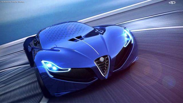 Alfa Romeo C18 concept (7)